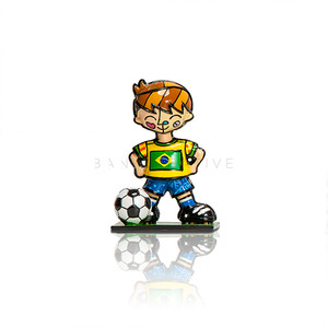 "World Cup Figurine "" Brazil """