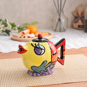 Mini TeaPot - Fish