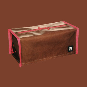 TISSUE CASE_brown
