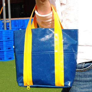 ECO BAG(S)_blue